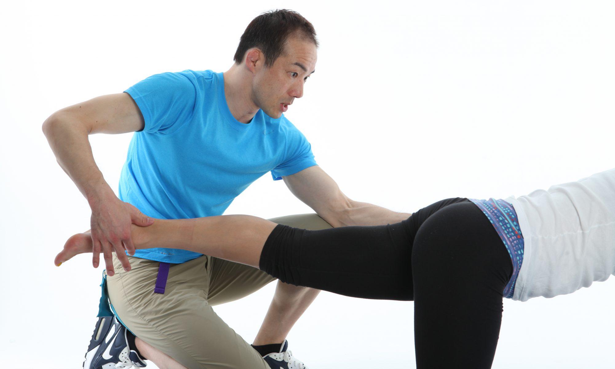 トレーニングで心と身体を整えるパーソナルトレーナー鈴木謙太郎